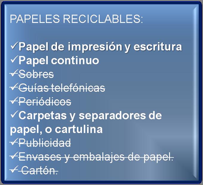 reciclar papel en oficinas papel artesanal
