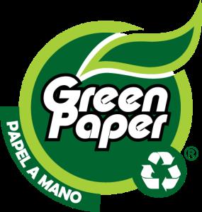 Logo GreenPaper Marca Registrada