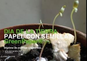 Papel Semilla